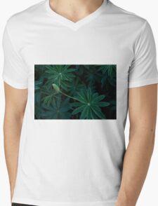 The Freshness of Spring _ New Zealand Mens V-Neck T-Shirt
