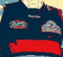 Robert Murphy - Bulldogs tee Sticker