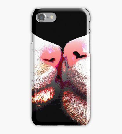Whisker Rub iPhone Case/Skin