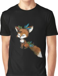 Spirit Fox - Totem Animal  Graphic T-Shirt