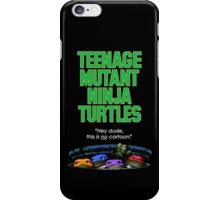 Teenage Mutant Ninja Turtles iPhone Case/Skin