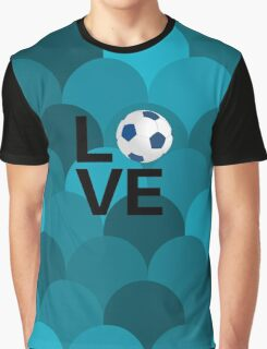 Soccer Graphic T-Shirt
