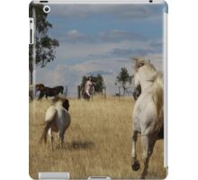 "Zoe Eve ""welcome home"" iPad Case/Skin"