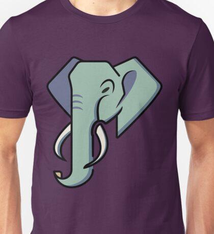 Purple Pachyderm Unisex T-Shirt