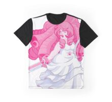 In The Name of Rose Quartz Graphic T-Shirt