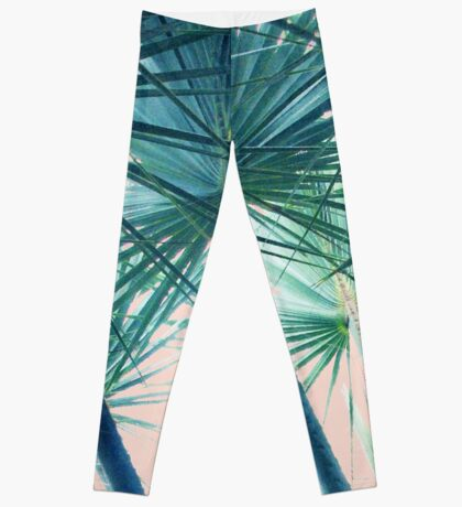 Tropical V3 #redbubble #decor #tech #style #fashion Leggings