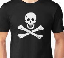 Samuel Bellamy Pirate Flag Unisex T-Shirt