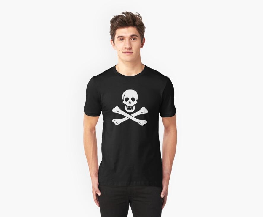 Samuel Bellamy Pirate Flag by kayve