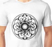 Six Point Flower Unisex T-Shirt