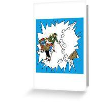 Tintin - Tibet Greeting Card