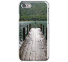 New Zealand dock iPhone Case/Skin