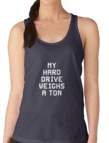 #MyHardDriveWeighsATon T-Shirt