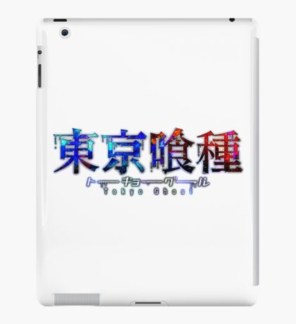 tokyo ghoul 33 iPad Case/Skin