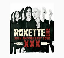 Roxette 30th Anniversary Tour by amdya Unisex T-Shirt