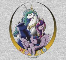 My Little Pony Princesses Kids Tee