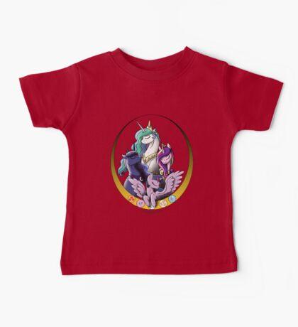 My Little Pony Princesses Baby Tee