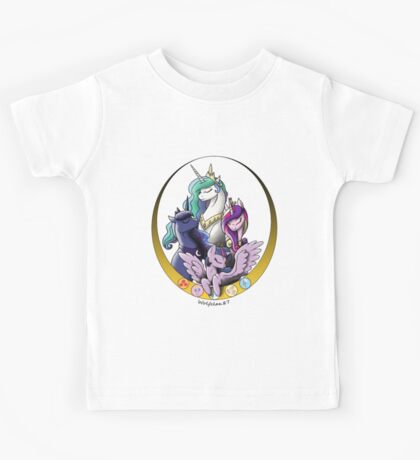 My Little Pony Princesses Kids Tee