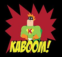 Kaboom guy  by LucyHollyhock