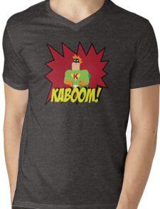 Kaboom guy  Mens V-Neck T-Shirt
