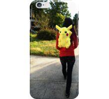 Taking a Walk iPhone Case/Skin