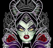 Mistress of Evil by Miss Cherry  Martini