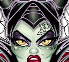 Mistress of Evil Sticker