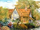 Country Cottage  by Linda Callaghan