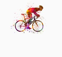 cyclist road bicycle Unisex T-Shirt