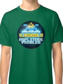 Amplitude Problem Logo Apparel and Stickers Classic T-Shirt