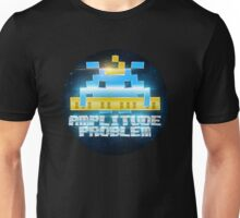 Amplitude Problem Logo Apparel and Stickers Unisex T-Shirt