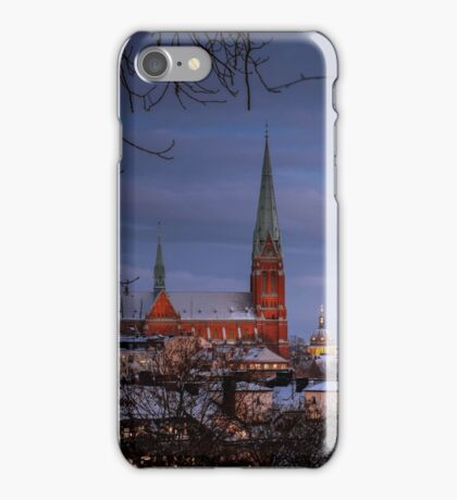 Midwinter Stockholm iPhone Case/Skin