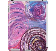 Acid Tunnel iPad Case/Skin
