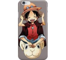 Monkey D. Rufy iPhone Case/Skin