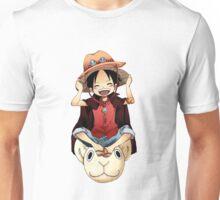 Monkey D. Rufy Unisex T-Shirt