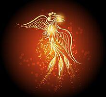 Rising phoenix by devaleta