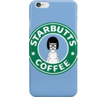 Starbutts Coffee iPhone Case/Skin