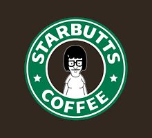Starbutts Coffee Unisex T-Shirt