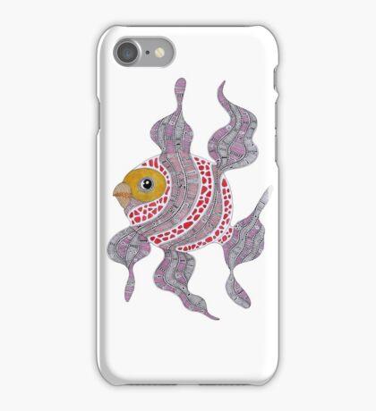 Clown fish  (original sold) iPhone Case/Skin