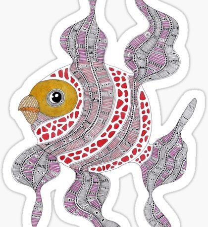 Clown fish  (original sold) Sticker
