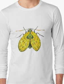 Moth  (original sold) Long Sleeve T-Shirt