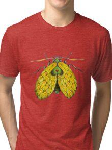 Moth  (original sold) Tri-blend T-Shirt