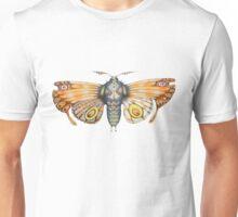 orange moth  (original sold) Unisex T-Shirt