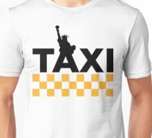 New York Taxi Unisex T-Shirt