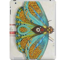 psychedelic butterfly  (original sold) iPad Case/Skin