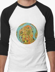 cypher number 19 - koblenz  (original sold) Men's Baseball ¾ T-Shirt
