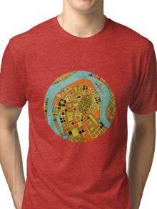 cypher number 19 - koblenz  (original sold) Tri-blend T-Shirt