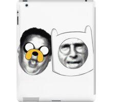 Jeff the Dog, Larry the Human iPad Case/Skin