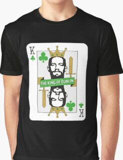 Conor McGregor - King of Dublin Graphic T-Shirt