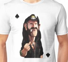 Ace of spades Unisex T-Shirt