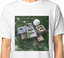 Helvetica Type Classic T-Shirt